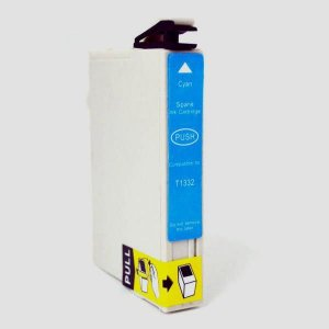 Cartucho de Tinta Epson T133220 T133 Ciano | TX120 TX135 TX320F TX125 T22 TX420W | Compatível 11ml