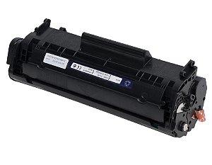 Toner Compatível Q2612A Black HP 1010 1012 1015 1018 1020 1022 3015 3020 3030 3050 M1005mfp