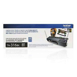 Toner TN316bk Black 8600CDW 8350CDW DCPL8400CDN Original