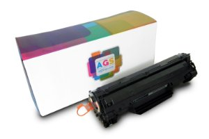 Toner Compatível Black HP CE285A CE285 85A P1102 P1102W M1212 M1130 M1132 AGS