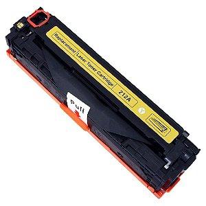 Toner CF212A Amarelo 131A Pro 200 M251 M276 Compatível AGS