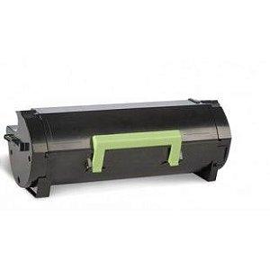 Toner Lexmark 504H 50F4H00 504 Black 5k Compatível