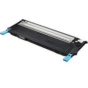 Toner Samsung C409S Azul  CLP315 CLP 315 CLP310 CLX3170 CLX3175 CLX 3175 CLT-C409S/XAA  Compatível