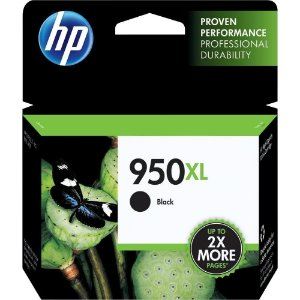Cartucho HP 950XL Preto CN045AL 950 Original