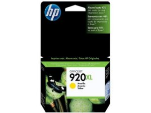 Cartucho HP 920xl Amarelo CD974AL 6000 920 6500 7000 Original
