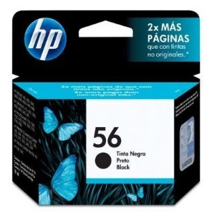Cartucho HP 56 Black C6656AB 5160 5650 5850 1210 Original