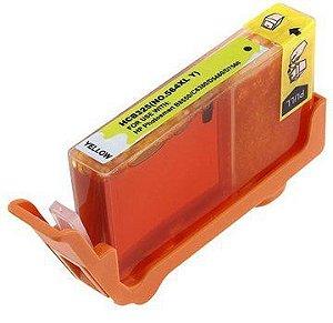 Cartucho HP 564XL Amarelo CB325WN B8550 C309 C5300 C6300 Compatível