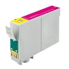 Cartucho Epson T063320 Magenta T0 63320 C67 C87 C87 CX3700 Compatível
