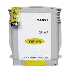 Cartucho HP 940XL Amarelo C4909 C4909AL Compatível