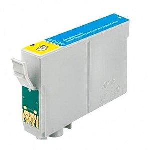 Cartucho Epson T103220 Azul T 103220 103  T40W TX600FW Tx515 T1110 T550 Compatível