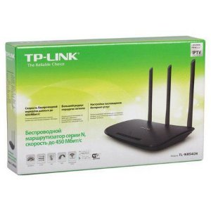 Roteador Wireless N de 300Mbps TL-WR940N
