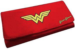 Carteira Mulher-Maravilha (Wonder Woman) DC Comics