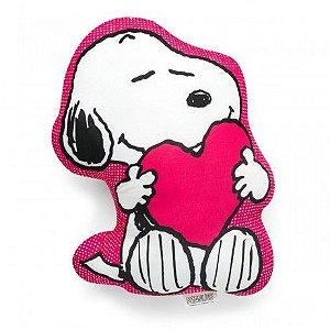 Almofada Snoopy - Coração