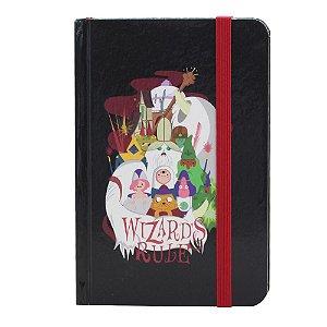 Caderno de Anotações Hora de Aventura - Wizards