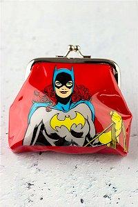 Porta Moedas DC Comics - Batgirl Vermelho