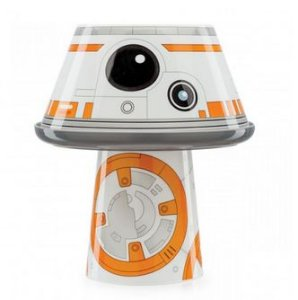 Kit para Lanche Star Wars BB8