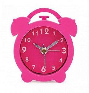 Mini despertador Rosa