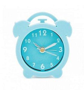 Mini despertador Azul