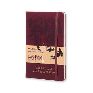 Caderno Moleskine Edição Limitada Harry Potter - Expecto Patronum