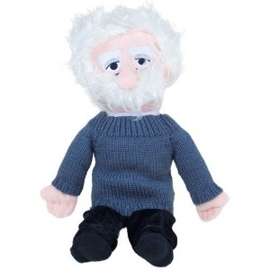 Boneco Albert Einstein - Little Thinkers