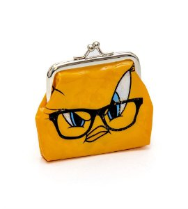 Porta Moedas Looney Tunes - Piu Piu