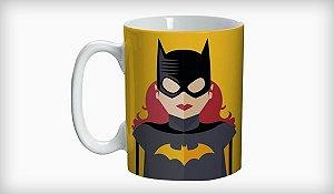 Mini Caneca de Porcelana DC Comics - Batgirl