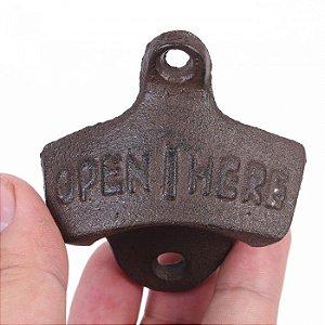 Abridor de Garrafa - Open Here