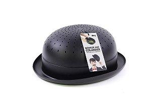 Escorredor de alimentos chapéu - Charlie Chaplin