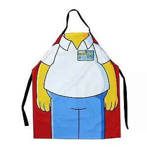 Avental Os Simpsons - Homer
