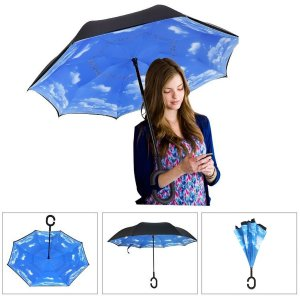 Rain Away - Guarda-Chuva Invertido