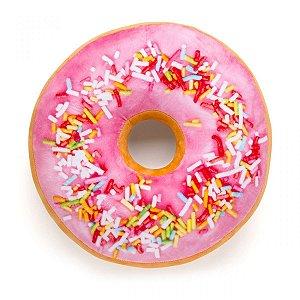 Almofada Donut - Rosa