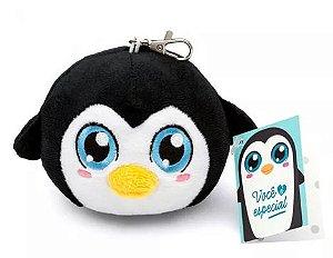Chaveiro Pompets - Pinguim