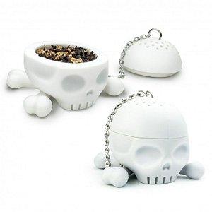 Infusor de Chá - Caveira