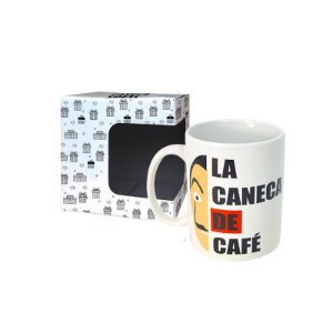 LA PEQUENA CANECA DE CAFÉ