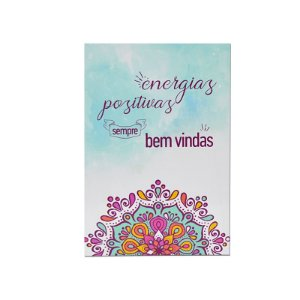 PLACA DECORATIVA - BOHO
