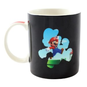 CANECA MAGIC MARIO