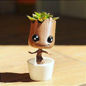 Vasinho Baby Groot para Suculentas e Cactus