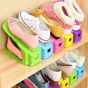 Organizador de Sapatos - Branco
