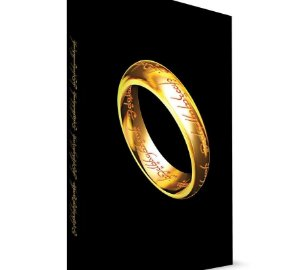 Caderno com luz Senhor dos Anéis