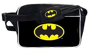 Bolsa Preta Logo Batman DC Comics