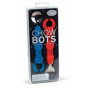Colher e Garfo Robôs Chow Bots