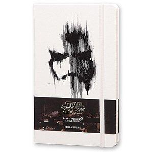 Caderno Moleskine Edição Limitada Star Wars VII Villain Trooper