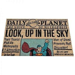 Capacho DC Comics Superman Newspaper