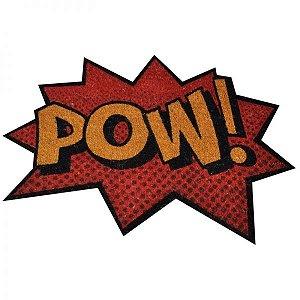 Capacho DC Comics POW!