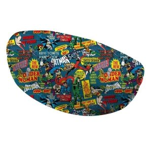 Caixa para Óculos DC Comics Super-Heróis Azul