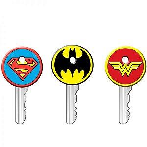 Capas para Chaves DC Comics - Heróis