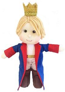 Boneco de pano Pequeno Príncipe