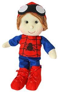 Boneco de Pano Homem Aranha