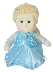 Boneca de Pano Elsa - Frozen