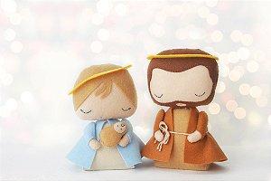 Presépio de Natal - Sagrada Família